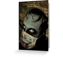 Are You Absolutely Sure? Greeting Card