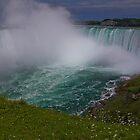 Niagara Mists by Rob Atkinson