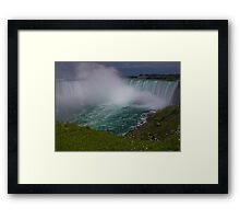 Niagara Mists Framed Print