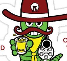 """Cinco de Mayo """"Cinco de Mayo Drinking Team Captain"""" Sticker"""