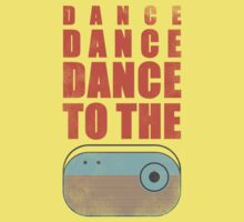 Dance To The Radio Kids Clothes