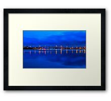 6:40 AM Number 2 Framed Print