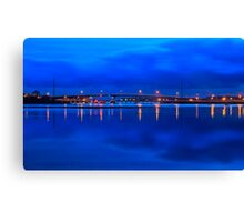 6:40 AM Number 2 Canvas Print