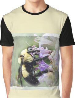 Bumble Bee Beauty Graphic T-Shirt