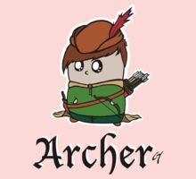 The Archer One Piece - Short Sleeve