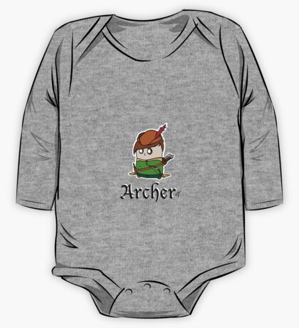 The Archer One Piece - Long Sleeve
