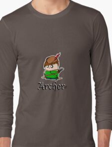 The Archer Long Sleeve T-Shirt