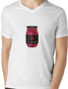 beats by dr dre Mens V-Neck T-Shirt