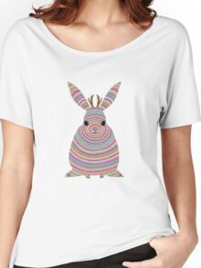 Colourful Jackalope Women's Relaxed Fit T-Shirt