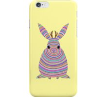 Colourful Jackalope iPhone Case/Skin