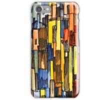 Cityframe 1 iPhone Case/Skin