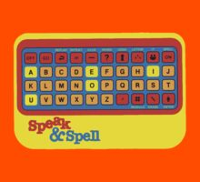 Speak & Spell by confusion