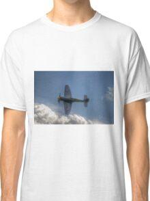 Hawker Sea Fury Pass Classic T-Shirt
