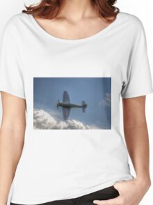 Hawker Sea Fury Pass Women's Relaxed Fit T-Shirt