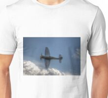 Hawker Sea Fury Pass Unisex T-Shirt