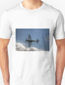 Hawker Sea Fury Pass T-Shirt