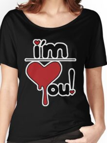 i'm over you! Women's Relaxed Fit T-Shirt