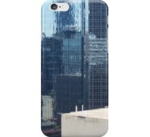 REFLECTIONS OF MELBOURNE ARCHITECTURE iPhone Case/Skin