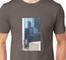REFLECTIONS OF MELBOURNE ARCHITECTURE Unisex T-Shirt