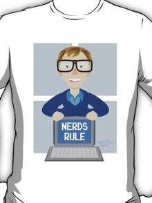 Nerds Rules T-Shirt
