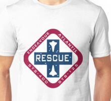 STS-400 Contingnecy Rescue Mission Logo Unisex T-Shirt