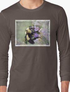 Bumble Bee Beauty Long Sleeve T-Shirt