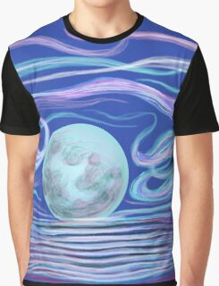 Abstract Planet  Graphic T-Shirt