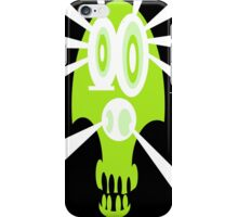 Raging Skull iPhone Case/Skin