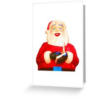 Send Your Letter To Santa Greeting Card