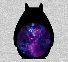 Deep Space Totoro Unisex T-Shirt