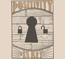 Positivity Is Key Unisex T-Shirt