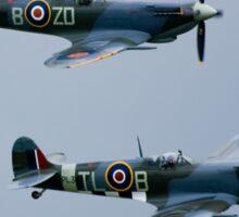 Supermarine Spitfire Mk IX Sticker