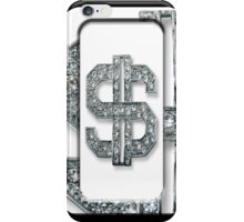 Dollar Sign Bling iPhone Case/Skin