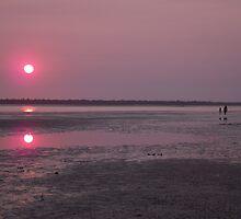 Sundown by Tricia Holmes