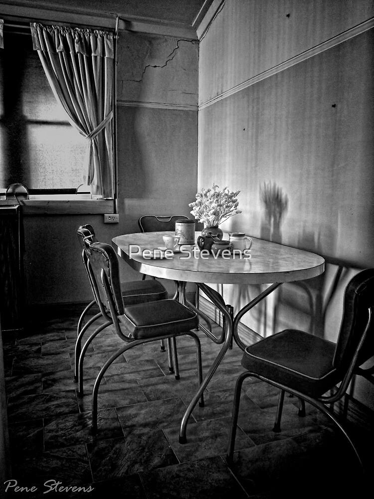 Afternoon Tea Time by Pene Stevens