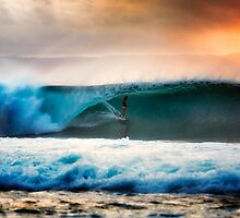 Surfing Indonesia  by Trevor Murphy
