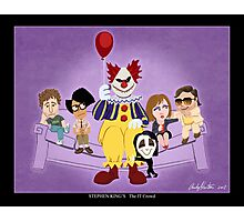 Stephen King's The IT Crowd Photographic Print