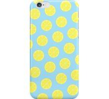 Fruity series- lemon iPhone Case/Skin