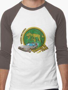 Travel in Time Men's Baseball ¾ T-Shirt