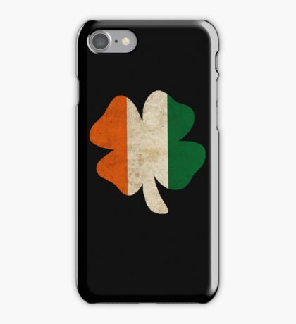 Four Leaf Clover iPhone Case/Skin