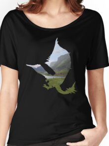 Monster Hunter - Rathalos Women's Relaxed Fit T-Shirt