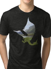 Monster Hunter - Rathalos Tri-blend T-Shirt