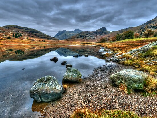 Blea Tarn by BLImages