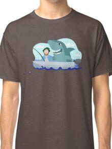 Jaws of Hooper Classic T-Shirt
