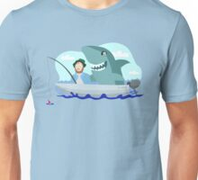 Jaws of Hooper Unisex T-Shirt