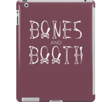Bones and Booth iPad Case/Skin