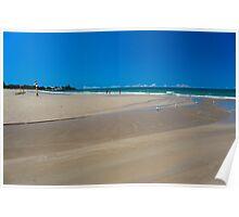 Summer days - Queensland Australia Poster