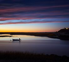 Cape Cod Sunset by Trevor Murphy