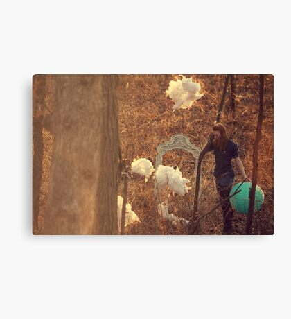 A Distance from Reality Canvas Print