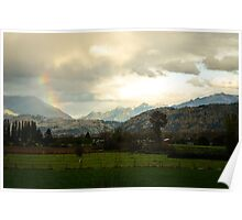 Rainbow After the Storm Poster